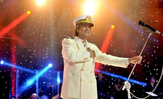 Roberto Carlos em 2014
