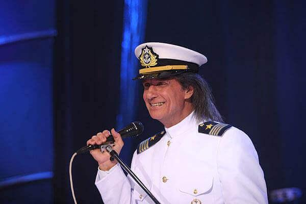 Roberto Carlos em 2006